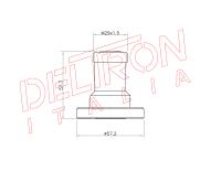 DE204310 - Deltron Italia